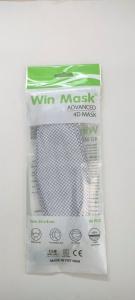 Khẩu Trang Hàn Quốc Win Mask ( Màu Caro Tím  - dạng túi)